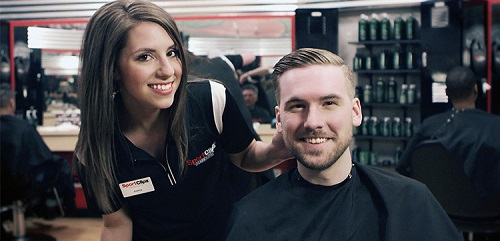 Sport Clips Haircuts of Woodstock - US 14​ stylist hair cut